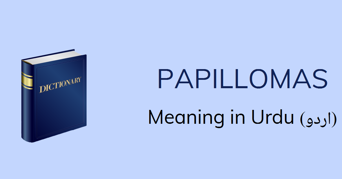 papilloma word meaning dysbiosis nature