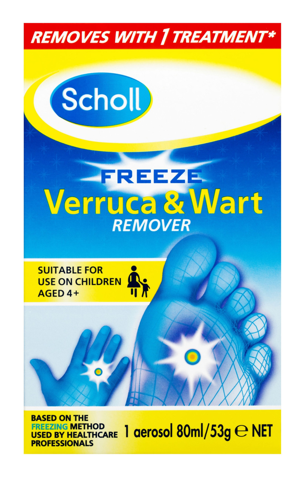 verruca on foot treatment nz