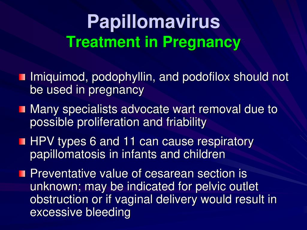 hpv treatment and pregnancy paraziti de poem de simptome homme